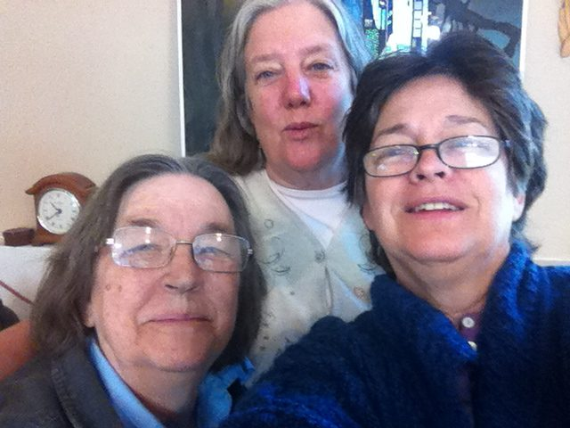 Flathead Valley Women Kay, Ann & Layah
